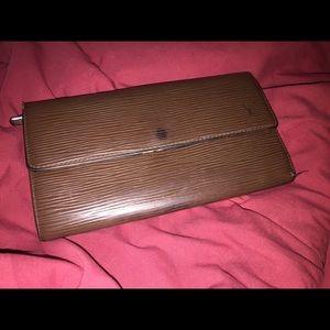 Louis Vuitton long wallet Authentic